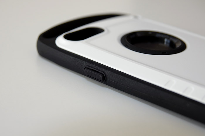 iPhone8ケース「GRAVITY Shock Resist Case Pro.」