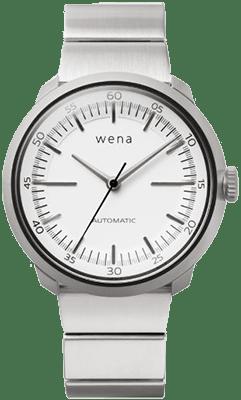 wena wrist proの文字盤とセットタイプ
