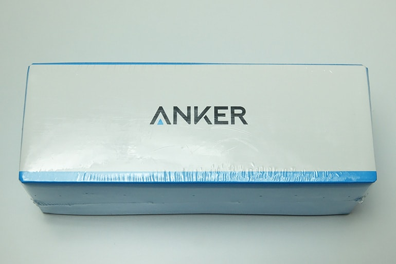 Anker PowerCore Speed 20000 PDの外箱