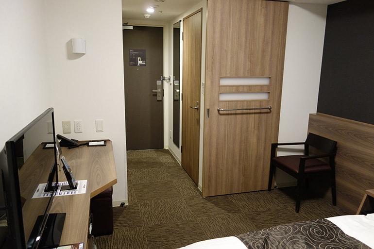 ドーミーインPREMIUM名古屋栄の客室
