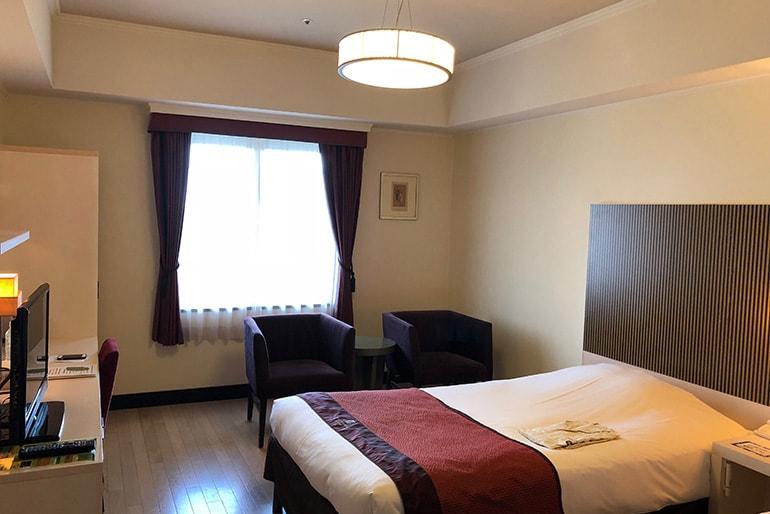 ホテルモントレラ・スール大阪の客室