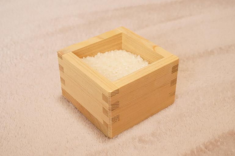 セラミドが含まれるお米