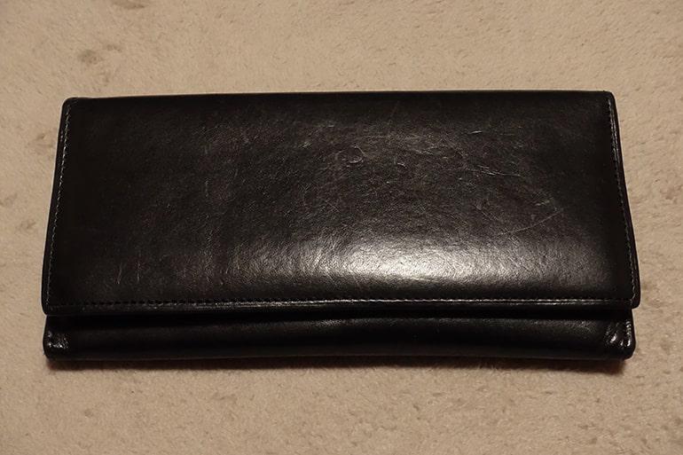 無印良品の長財布