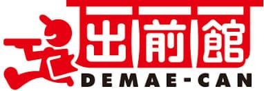 出前館のロゴ