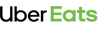 Uber Eatsの横長ロゴ